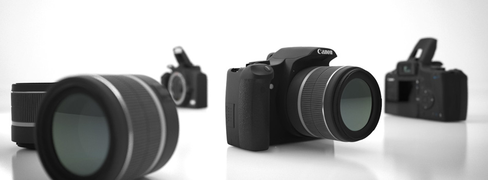 Canon EOS 450D by Alexander Riedel