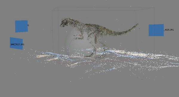 dino_pointcloud