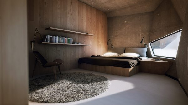 Winter_Chalet_Master_Bedroom_by_xoio