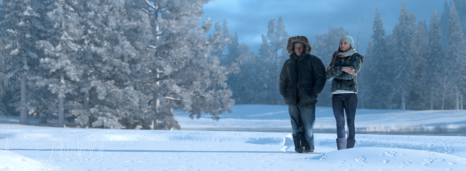 Winter 3d-People